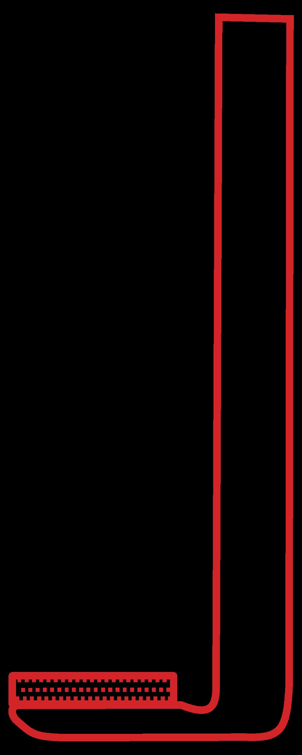 1. Winzer Laborglastechnik_Bauteile_Gasverteilungsrohr_seitlich